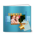 summer - 6x6 Deluxe Photo Book (20 pages)