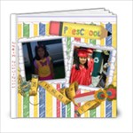 pre-k - 6x6 Photo Book (20 pages)