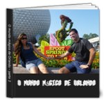 Orlando 2 - 8x8 Deluxe Photo Book (20 pages)