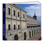 Spain - 8x8 Deluxe Photo Book (20 pages)