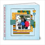 Nicholas - 6x6 Photo Book (20 pages)