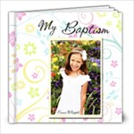 Emma Baptism - 8x8 Photo Book (60 pages)
