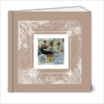 Coffee & Cream classic all occasion 20 page album 6 x 6 - 6x6 Photo Book (20 pages)