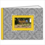 Yellow & Gray 7x5 Book - 7x5 Photo Book (20 pages)