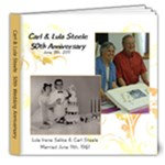 50th anniverary - 8x8 Deluxe Photo Book (20 pages)