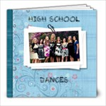 Dances - 8x8 Photo Book (20 pages)