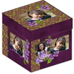 Storage Stool - Purple Kiss - Storage Stool 12