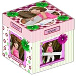 girly girl stool box - Storage Stool 12
