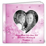 delux dl 6 2011 mommy - 8x8 Deluxe Photo Book (20 pages)