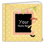 Oranges and Lemons - 8x8 Deluxe Photo Book (20 pages)