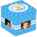 My Baby Boy storage stool - Storage Stool 12