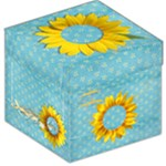 Sunflowers-storage stool - Storage Stool 12