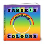 Book of Colours - 6x6 Photo Book (20 pages)