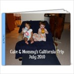 Cali Summer 10-2 - 7x5 Photo Book (20 pages)