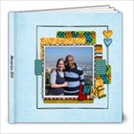 Love you album - 8x8 Photo Book (20 pages)