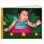 tvisha - 9x7 Photo Book (20 pages)