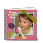 kates first birthday - 4x4 Deluxe Photo Book (20 pages)