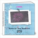 Memorial weekend 2011 - 8x8 Photo Book (20 pages)