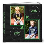 Wesley Preschool year 2010-2011 - 8x8 Photo Book (20 pages)