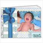 Aneesh 1st photo book - 9x7 Photo Book (20 pages)