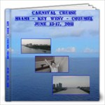 Key West - Cozumel June 2011 - 12x12 Photo Book (20 pages)