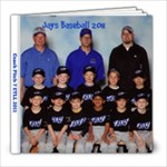 Jays 8x8 - 8x8 Photo Book (20 pages)