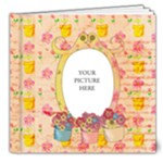 Grandmas Garden - 8x8 Deluxe Photo Book (20 pages)