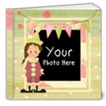 Clown - 8x8 Deluxe Photo Book (20 pages)