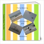 EDISTO - 8x8 Photo Book (20 pages)