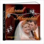 DaSilva wedding - 8x8 Photo Book (20 pages)