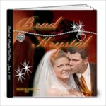 Clark s wedding  - 8x8 Photo Book (20 pages)