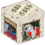 Dog toys storage box - Storage Stool 12