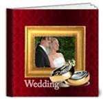 wedding - 8x8 Deluxe Photo Book (20 pages)