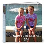 Myrtle Beach 2 - 8x8 Photo Book (20 pages)