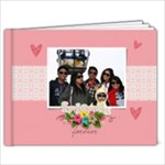 9x7: Forever Friends - 9x7 Photo Book (20 pages)