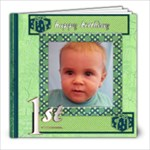 Tyler s 1st Birthday - 8x8 Photo Book (20 pages)