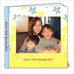 Gina - 8x8 Photo Book (20 pages)