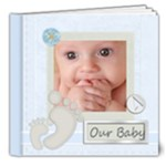 our baby - 8x8 Deluxe Photo Book (20 pages)