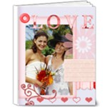 love - 8x10 Deluxe Photo Book (20 pages)