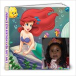 prina s 5th yr. birthday - 8x8 Photo Book (20 pages)