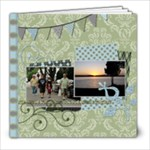 Summer Sophisticate 8x8 20 page book - 8x8 Photo Book (20 pages)