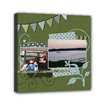 Summer Sophisticate 1 - 6x6 Stretched Canvas - Mini Canvas 6  x 6  (Stretched)