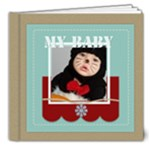 my baby - 8x8 Deluxe Photo Book (20 pages)