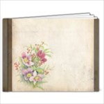 Rosa Botanica 20 page 9 x 7 book - 9x7 Photo Book (20 pages)