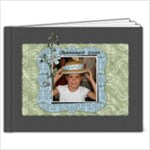 Summer Sophisticate 9x7 20 page book - 9x7 Photo Book (20 pages)