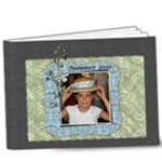 Summer Sophisticate DELUXE 9x7 20 page book - 9x7 Deluxe Photo Book (20 pages)
