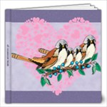 Pretty pastels 12x12 - 12x12 Photo Book (20 pages)