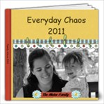 Everyday Chaos Album - 12x12 Photo Book (20 pages)