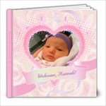 Joelle - 8x8 Photo Book (20 pages)