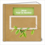 Year in Review working on - 8x8 Photo Book (20 pages)